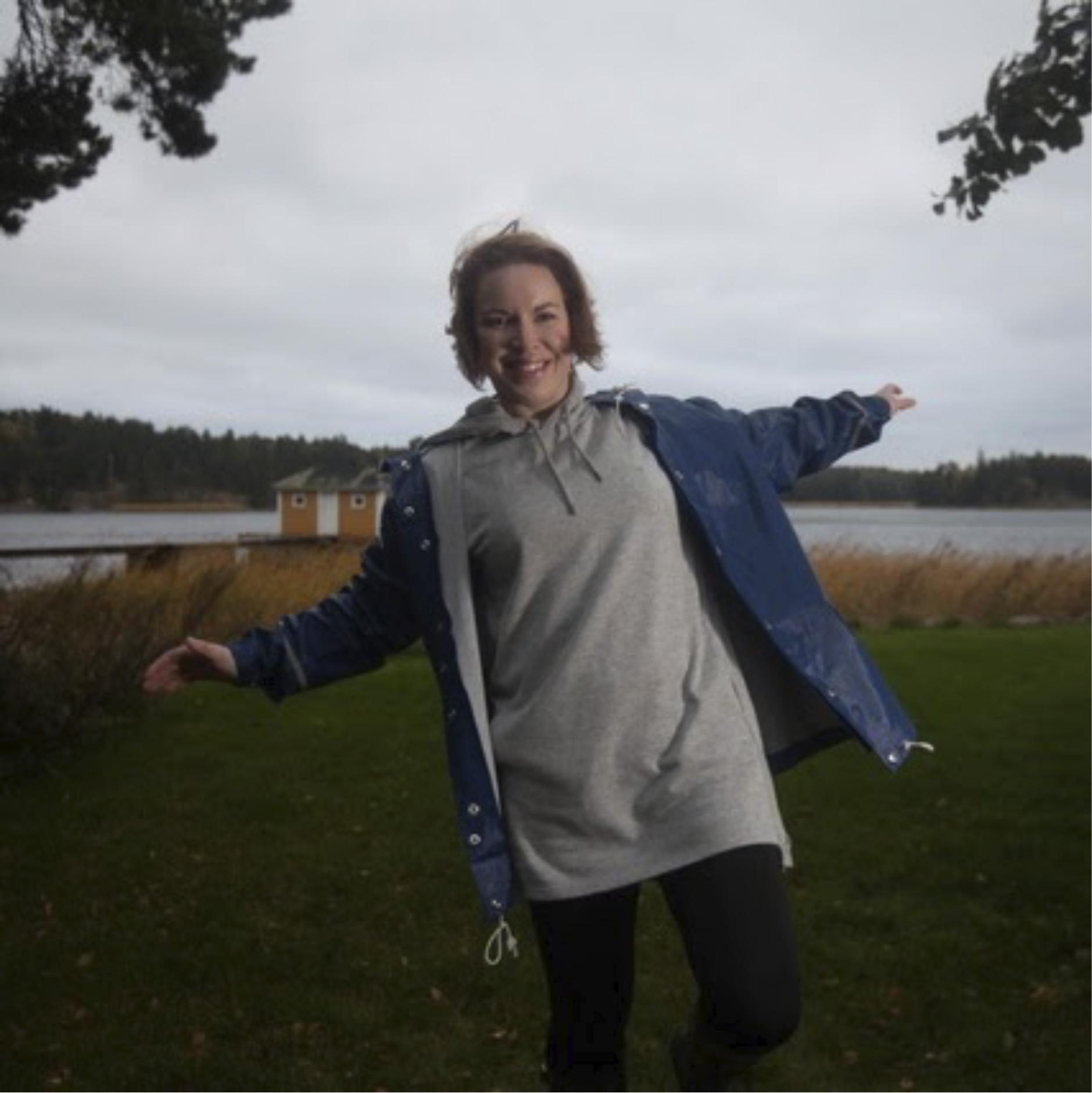 Fsioterapeutti sekä neurologinen kuntouttaja, Anna Hassinen, Terapiakeskus Onni